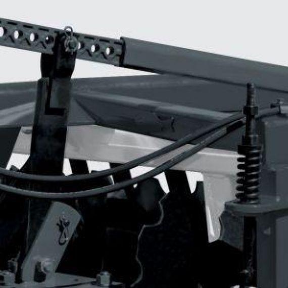 Grade Aradora Controle Remoto Leve