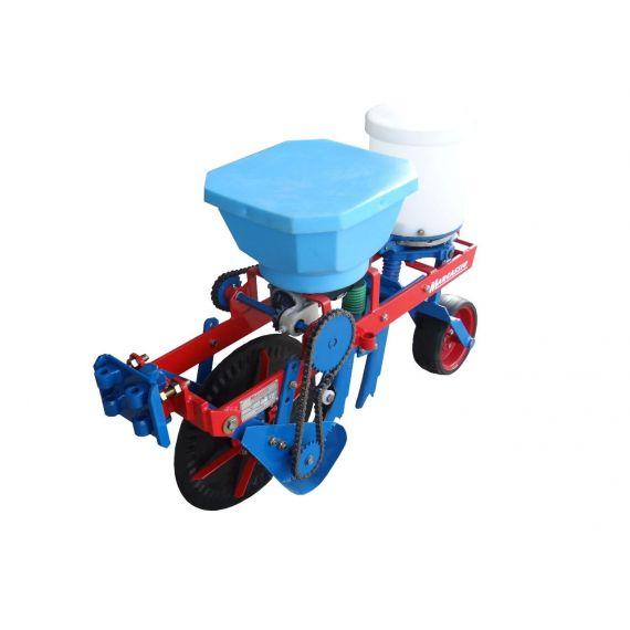 Plantadeira Adubadeira Para Micro Trator