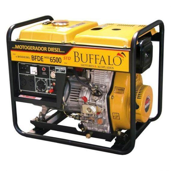 Motogerador Diesel BFDE 6500 STD
