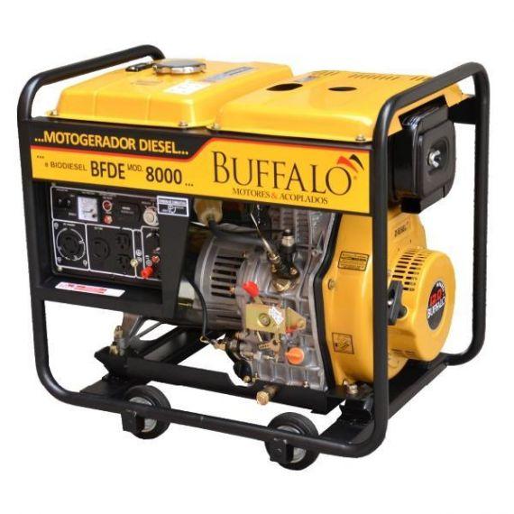 Motogerador Diesel BFDE 8000 Trifásico 220