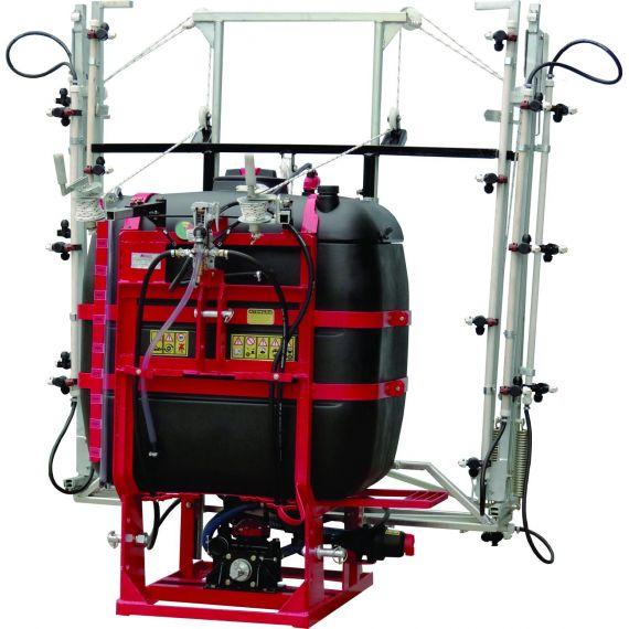 Pulverizador de Barras para Trator com 600 Litros