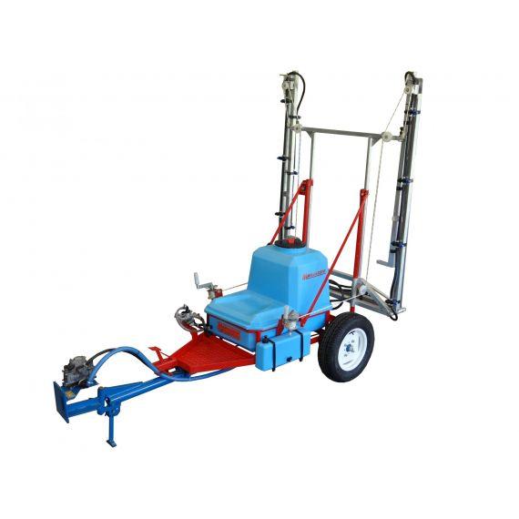 Pulverizador Para Micro Trator 250 Litros