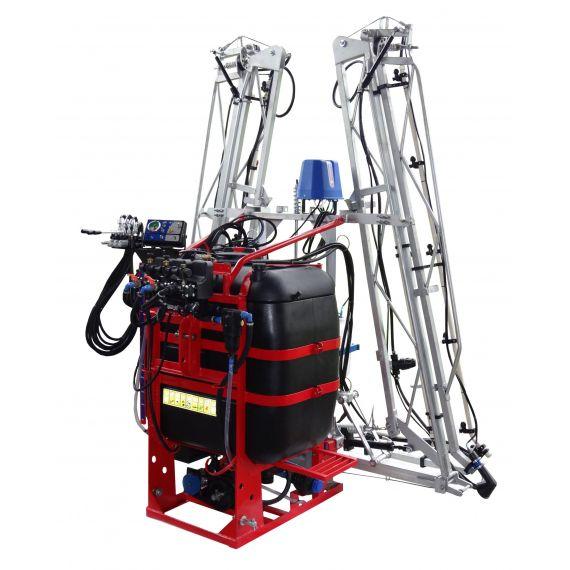 Pulverizador para Trator com Barra Hidráulica 600 Litros