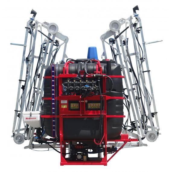 Pulverizador para Trator com Barra Hidráulica 800 Litros