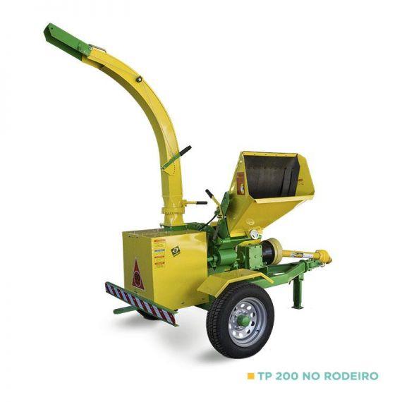 TRITURADOR DE GALHOS TP-200